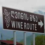 Weinstraße Georgien