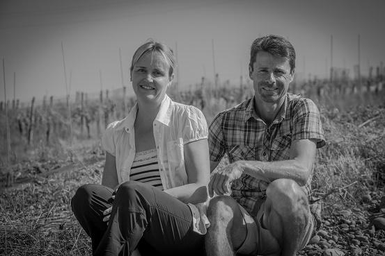 Karin und Roland Lenz sind belohnt worden für ihren hohen Anspruch, naturnahe Weine zu vinifizieren.