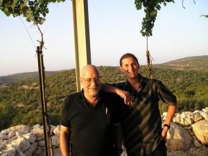 Gadi und Adam Sternbach