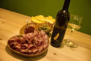 """Im """"Primario"""" steckt der Geschmack der Region: 100 Prozent Rebula"""